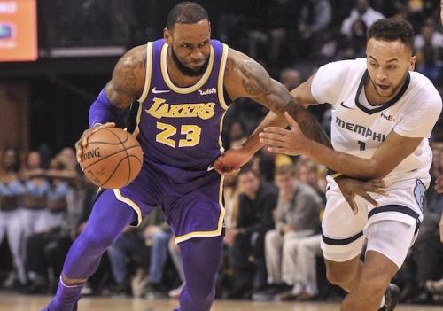 Josh Hart, LeBron James & Kyle Kuzma Lead Complete Effort As Lakers Blow Out Grizzlies
