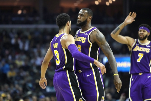 Game Recap: Los Angeles Lakers 111, Memphis Grizzlies 88
