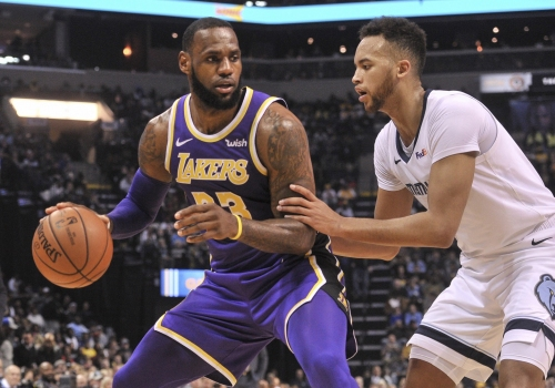 Lakers Highlights: LeBron James Leads Six Players In Double Figures As L.A. Mauls Grizzlies