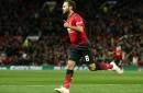 It was a 'complete performance' by Manchester United says midfielder
