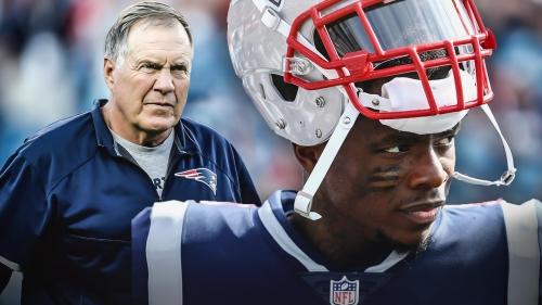 Patriots news: Bill Belichick says Josh Gordon has 'gotten better each week'