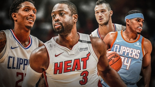 Three ClutchTakes from Clippers-Heat as Dwyane Wade turns back the clock