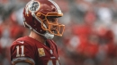 Redskins QB Alex Smith unlikely to be ready for start of 2019 season