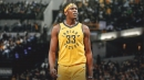 Myles Turner says Indiana has a lot of weapons