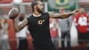 Report: Redskins did not reach out to Colin Kaepernick