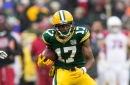 Davante Adams scores 7-yard TD on Packers' first drive without Mike McCarthy