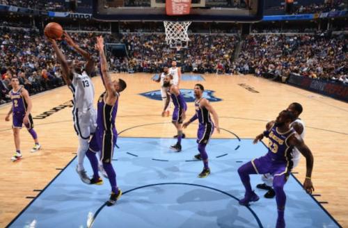 Luke Walton Believes Game Against Grizzlies Was Not One Lakers Would've Won Early In Season