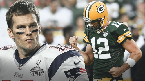 Packers news: Aaron Rodgers breaks Tom Brady's record for consecutive passes without an interception