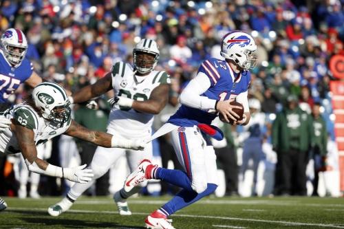 Final Score: Jets 27, Bills 23