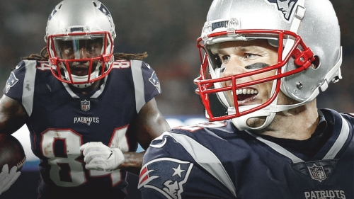 Patriots QB Tom Brady threads the needle for 37-yard TD to Cordarrelle Patterson