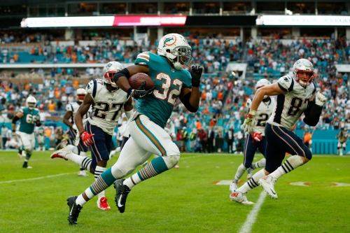 Miracle in Miami: Dolphins, Kenyan Drake lateral through Patriots defense for touchdown on final play