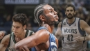 Andrew Wiggins becomes franchise's fourth all-time scoring leader