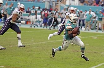 Dolphins pull off miracle play to beat Patriots 34-33