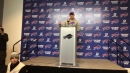 Buffalo Bills' coach Sean McDermott: Josh Allen shouldn't be leading rusher