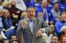 Kentucky falls out of the CBS Top 25 And 1