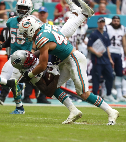 New England Patriots last-second collapse: Crazy lateral finish proves Miami jinx is real | Matt Vautour