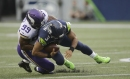 Vikings-Seahawks could be decided by ground game