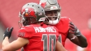 Bucs-Saints: Chris Godwin held to one catch in Tampa Bay's loss