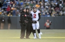 Dan Quinn on his 4-9 Falcons:'There's definitely disbelief'