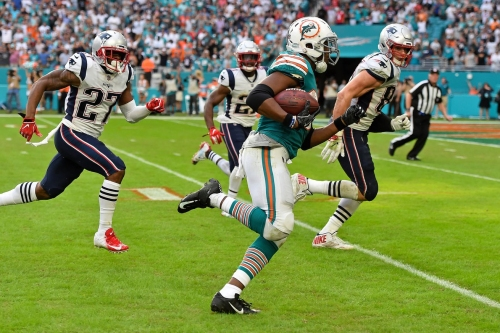 """""""It's going to test our character"""": Patriots react to their last-second loss in Miami"""