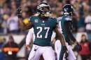 "Malcolm Jenkins blasts refs for ""terrible"" call that negated Eagles fumble recovery"