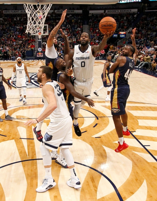 Grizzlies: How JaMychal Green let J.B. Bickerstaff 'off the hook' in player-coach meeting