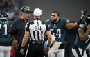 Defending Super Bowl champ Eagles lose control with OT loss