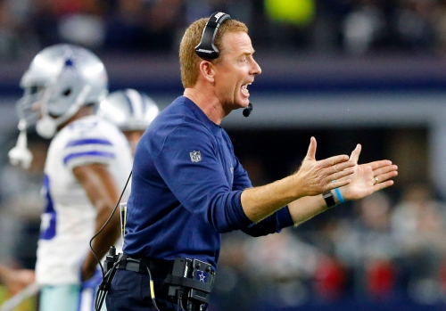 Same story, different ending: Why Jason Garrett chose to go for it on 4th down in Cowboys' OT win
