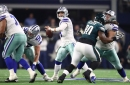 Cowboys show resolve by fighting through huge amount of errors to outlast Eagles