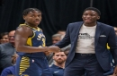 """Victor Oladipo on return to the Indiana Pacers' lineup: """"I will be back soon."""""""