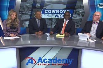 Cowboys Defense Did A Great Job of Taking Zach Ertz Away | Cowboys Game Night
