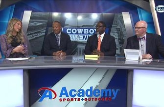 Nate Newton: 'Amari Cooper is just who he was advertised to be' | Cowboys Game Night