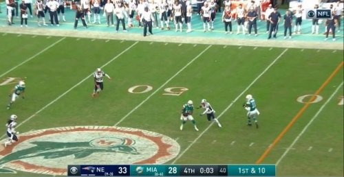 Patriots Breakdown: What Went Wrong On Dolphins' Miracle Touchdown?