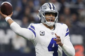 Nick Wright: The Cowboys had their best passing game since the playoff loss to Green Bay