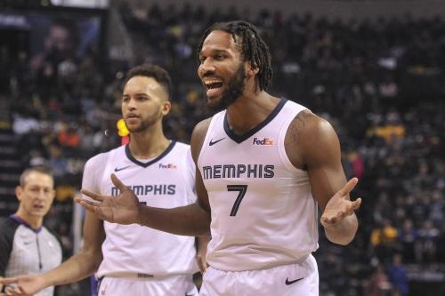 Solving the Memphis Grizzlies' Wing Depth