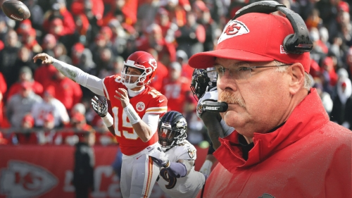 Chiefs news: Andy Reid thinks Patrick Mahomes played his best game vs. Ravens