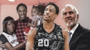 Spurs star DeMar DeRozan's mom cussed him out because she's 'dying' to meet Gregg Popovich