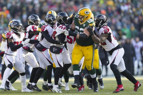 Packers Week 14 Snap Counts: Backup linemen step in to help Green Bay to victory