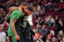 Hospital Celtics are back! Lengthy injury report for Pelicans game includes Irving, Horford, Hayward, Baynes and Yabusele