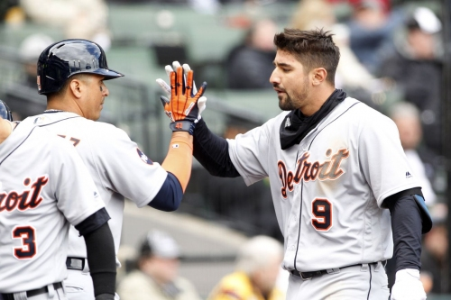 The Braves have expressed interest in trading for Nick Castellanos, per report