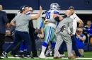 Injury update: Cowboys VP Stephen Jones offers the latest on Zack Martin's knee