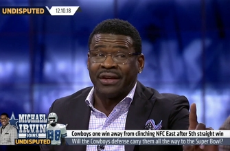 WATCH: Michael Irvin on if the Cowboys defense can lead them to a Super Bowl | NFL | UNDISPUTED