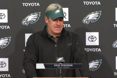 Doug Pederson explains playcalling and Eagles' shortcomings against the Cowboys