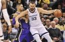Lakers News: Luke Walton Wants Kyle Kuzma To 'Put Action Behind That Talk' When Playing Center