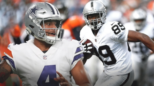 Cowboys news: Dak Prescott 'astonished' that Dallas acquired Amari Cooper