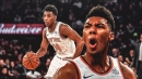 Rumor: New York expected to give Allonzo Trier full-fledged NBA deal