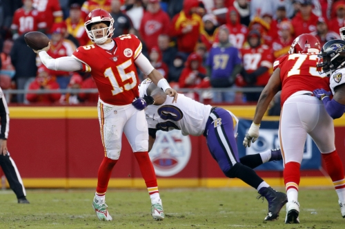 """Chiefs owner: Patrick Mahomes """"always gives you a chance"""""""