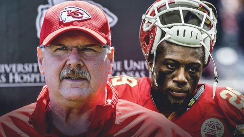 Chiefs news: Andy Reid says there is 'a chance' Eric Berry will play on Thursday night
