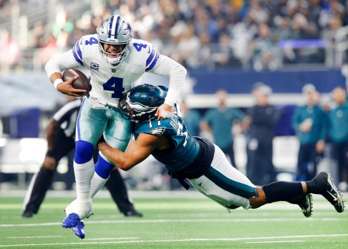 The most impressive human being on the Cowboys' roster could prevent them from reaching a Super Bowl