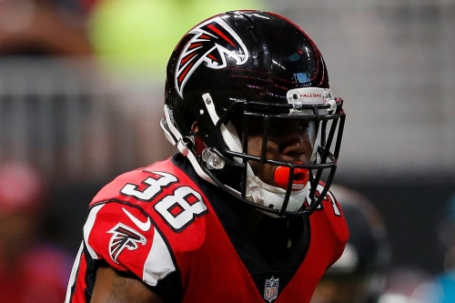 Brian Hill, Eric Saubert got reps at fullback for Falcons vs. Packers